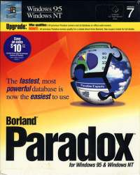 borland paradox 7