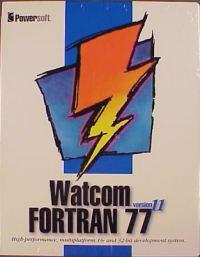 watcom fortran